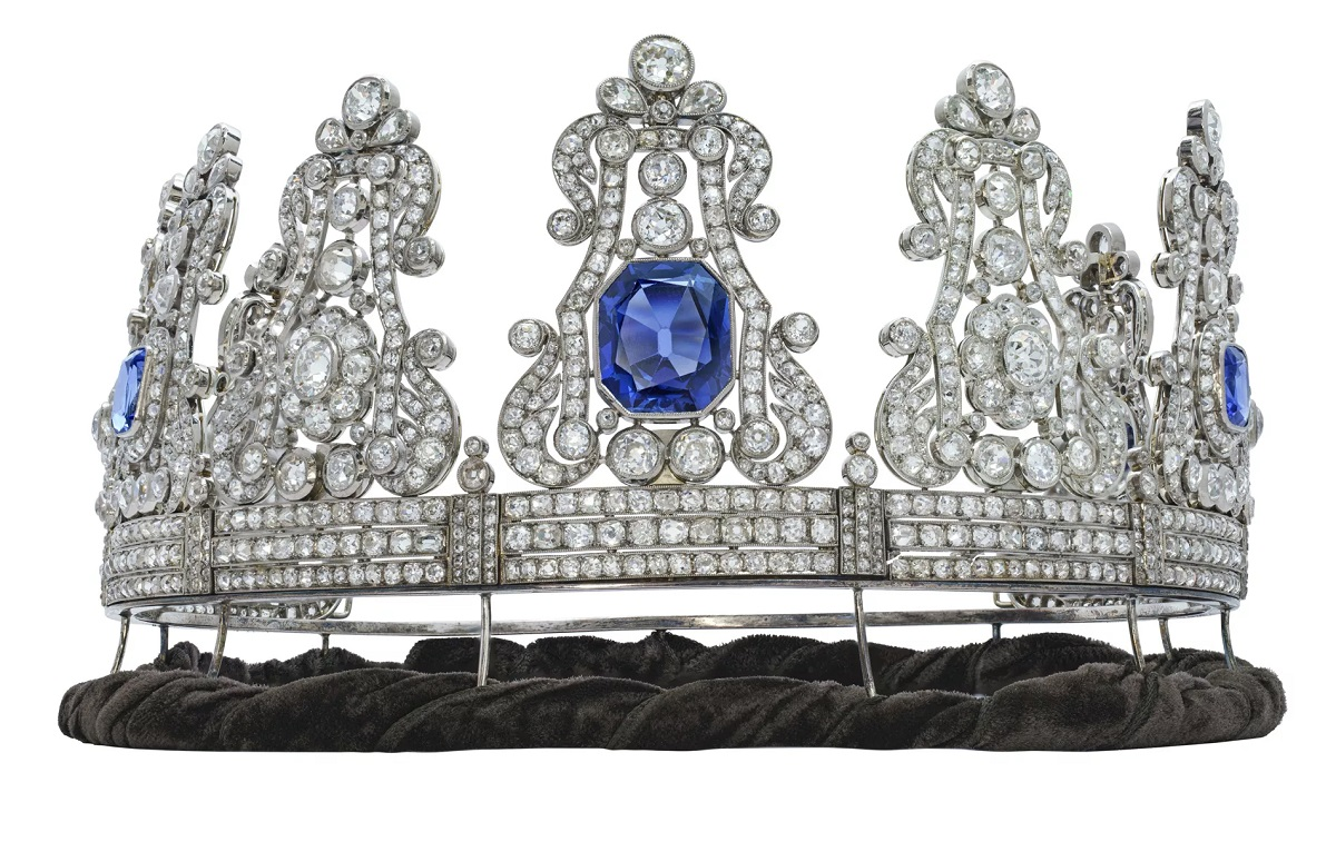 Imperial Jewels At Christie's Geneva