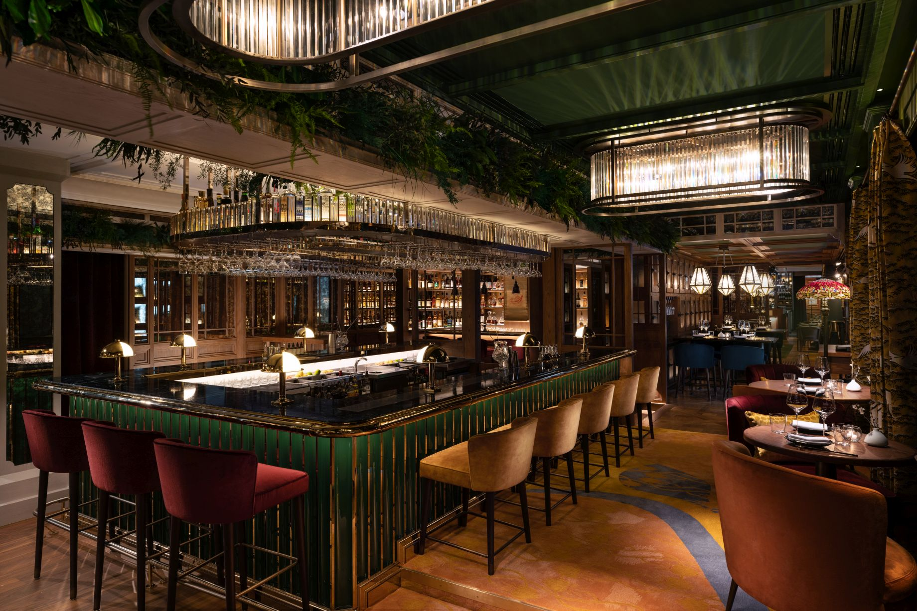 Mandarin Oriental Hong Kong Launches The Aubrey