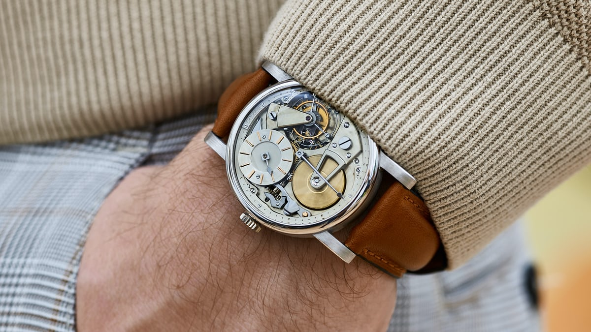 One To Watch: Théo Auffret And His Tourbillon À Paris
