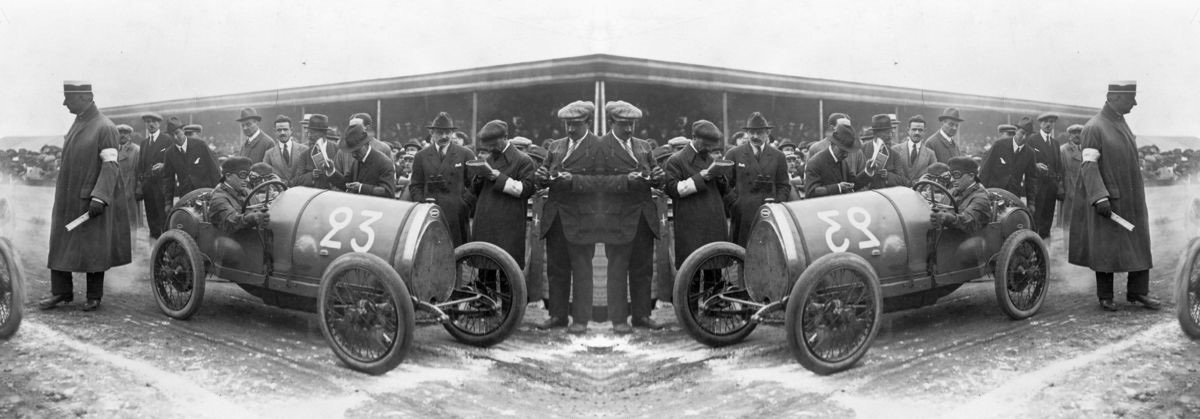 "100 Years Of The Bugatti Type 13 ""Brescia"" – A Driving Legend"