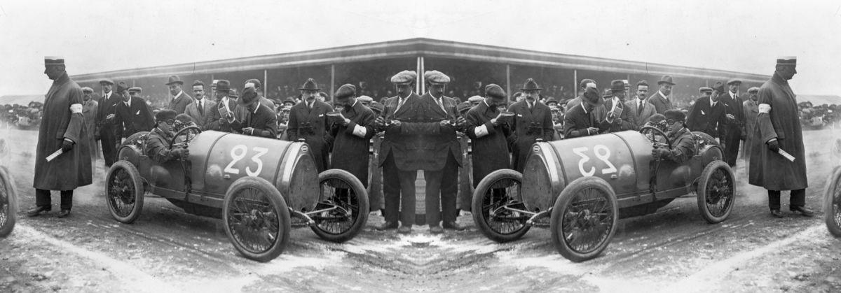 """100 Years Of The Bugatti Type 13 """"Brescia"""" – A Driving Legend"""