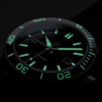 The Christopher Ward C60 Trident Pro 600