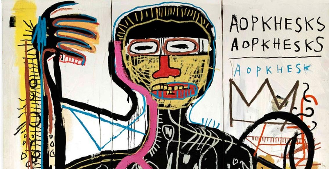Sotheby's Unveils Basquiat's 1982 Masterwork Versus Medici