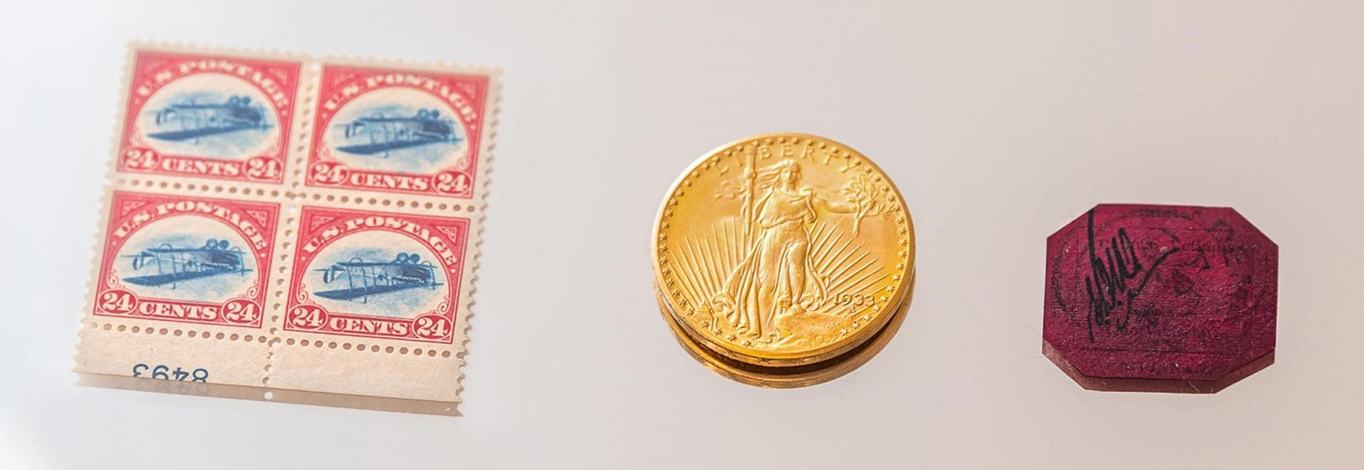 Sotheby's To Present Historic Auction Of World's Most Legendary Coin & Samp Specimens