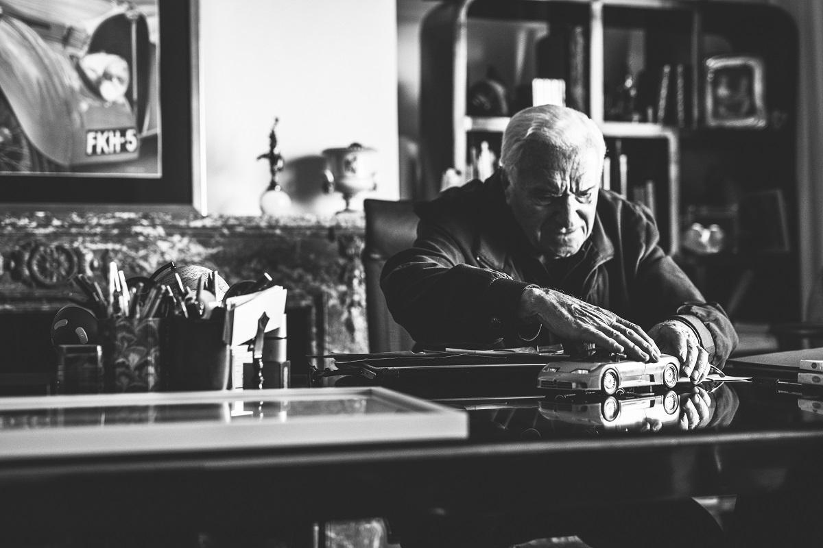 30 Years EB 110: Romano Artioli – The Man Who Revived Bugatti