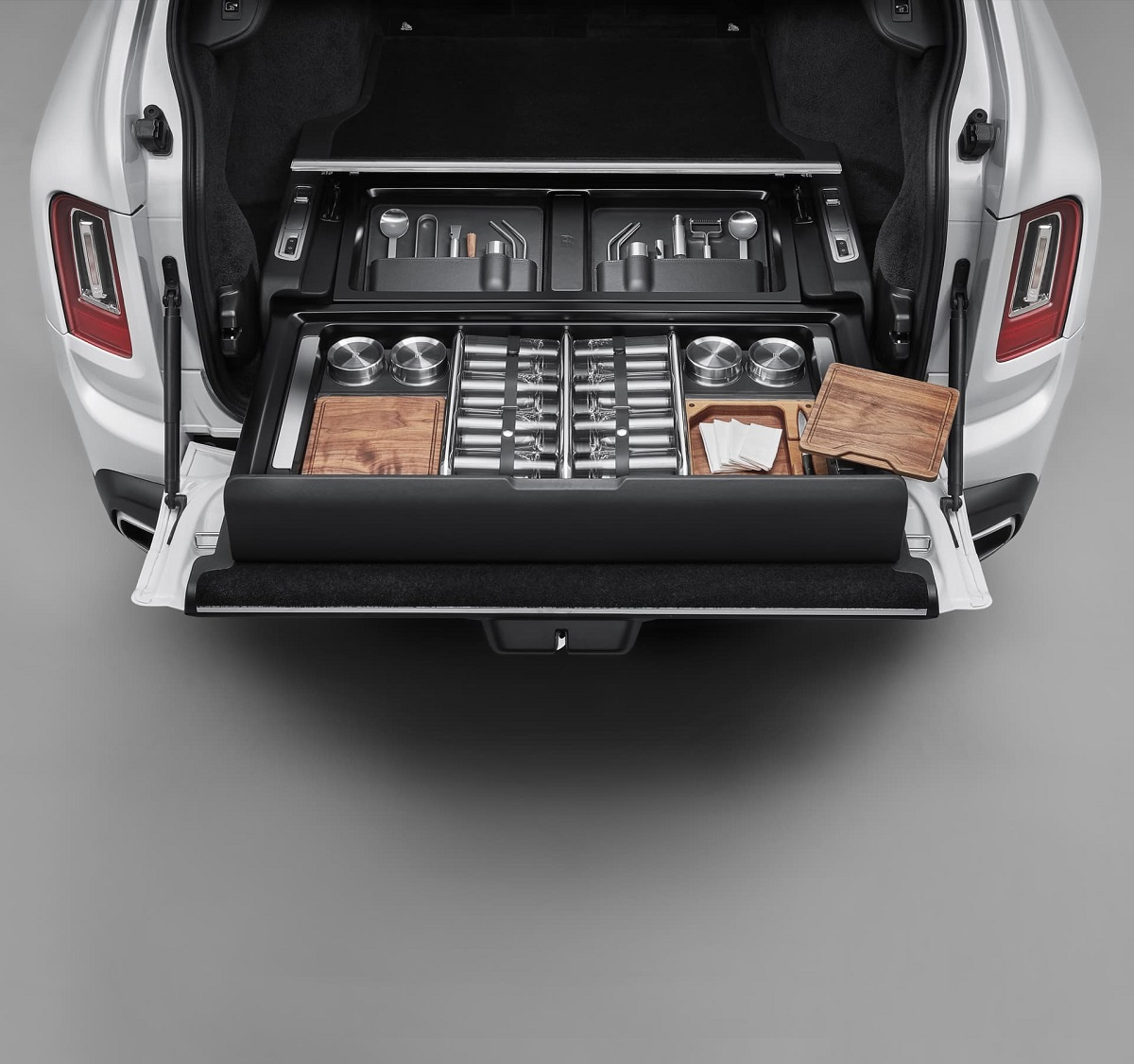 Rolls-Royce Motor Cars Cullinan Recreation Module