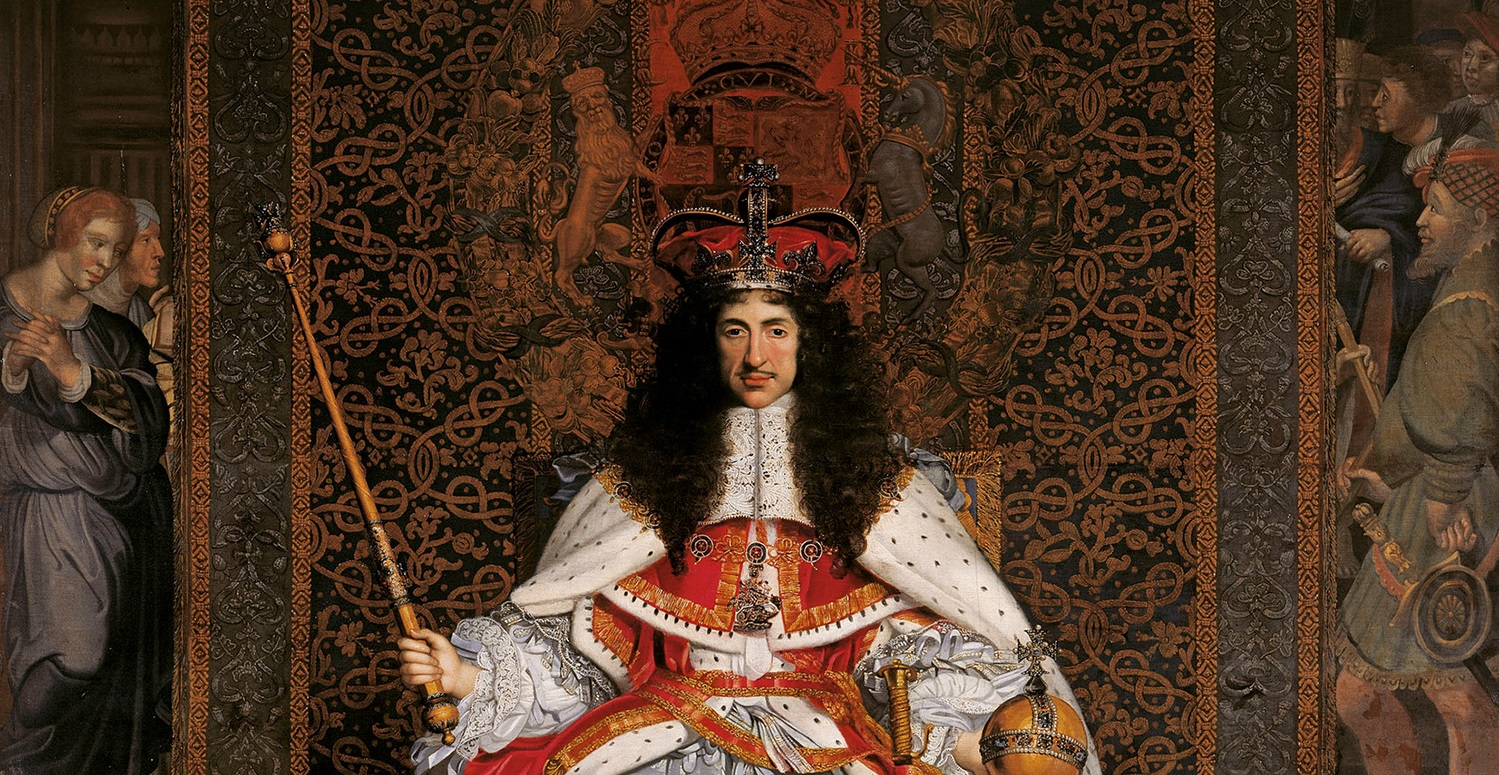 Who Was Charles II Of England?