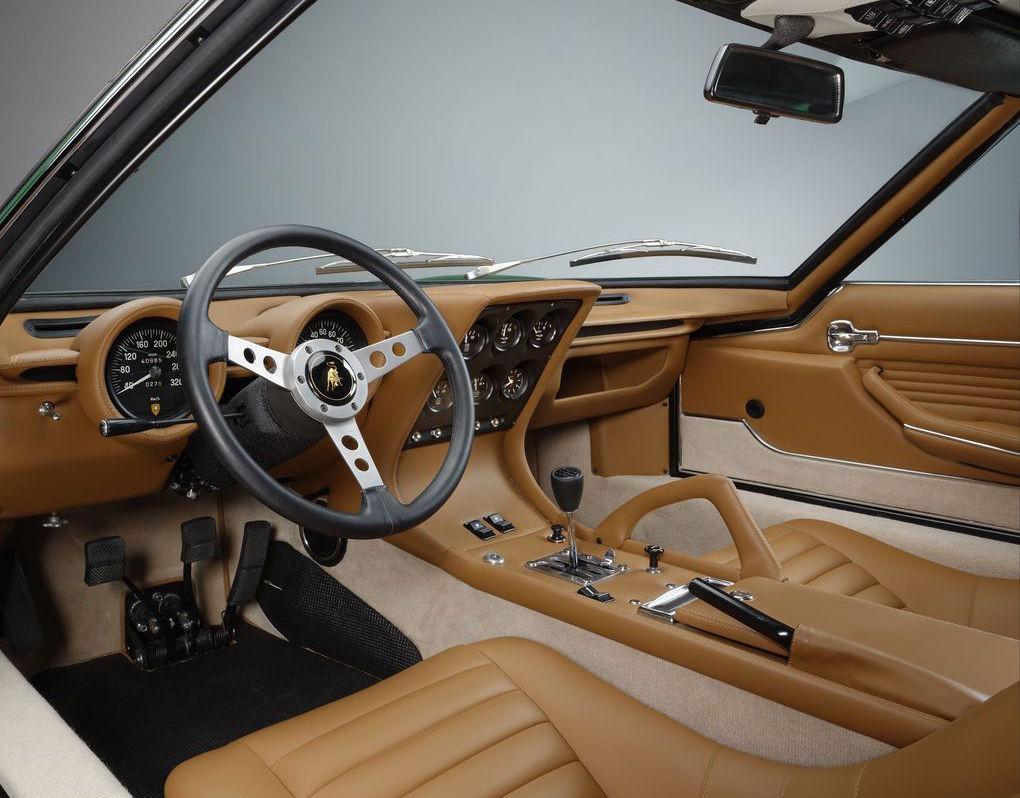 Lamborghini Miura SV Turns 50 In 2021
