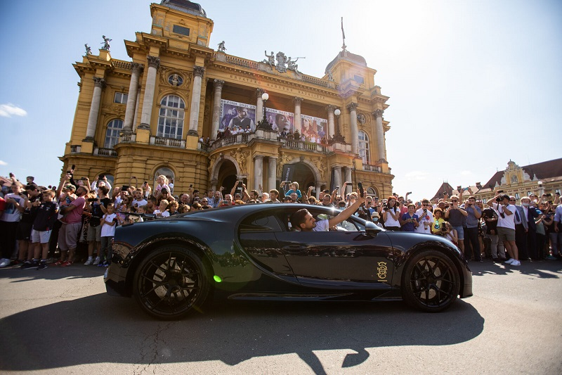 Bugatti Joins The Pack At Supercar Owners Circle Weekend In Croatia